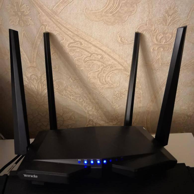 Обзор и настройка wi-fi роутера tenda ac5