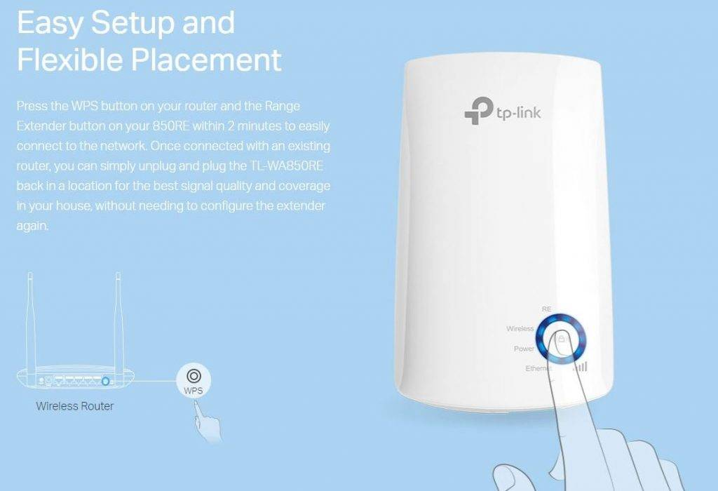 Установка и настройка репитера tp-link tl-wa850re – интернет-провайдер unet.by