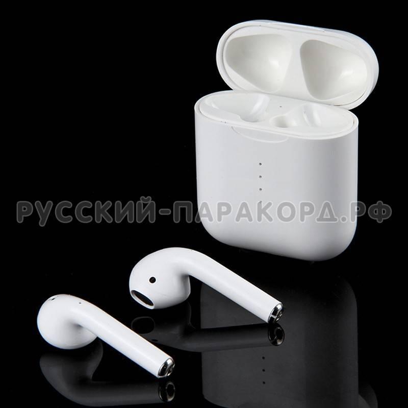 Обзор беспроводных наушников tws i10 - info headphone