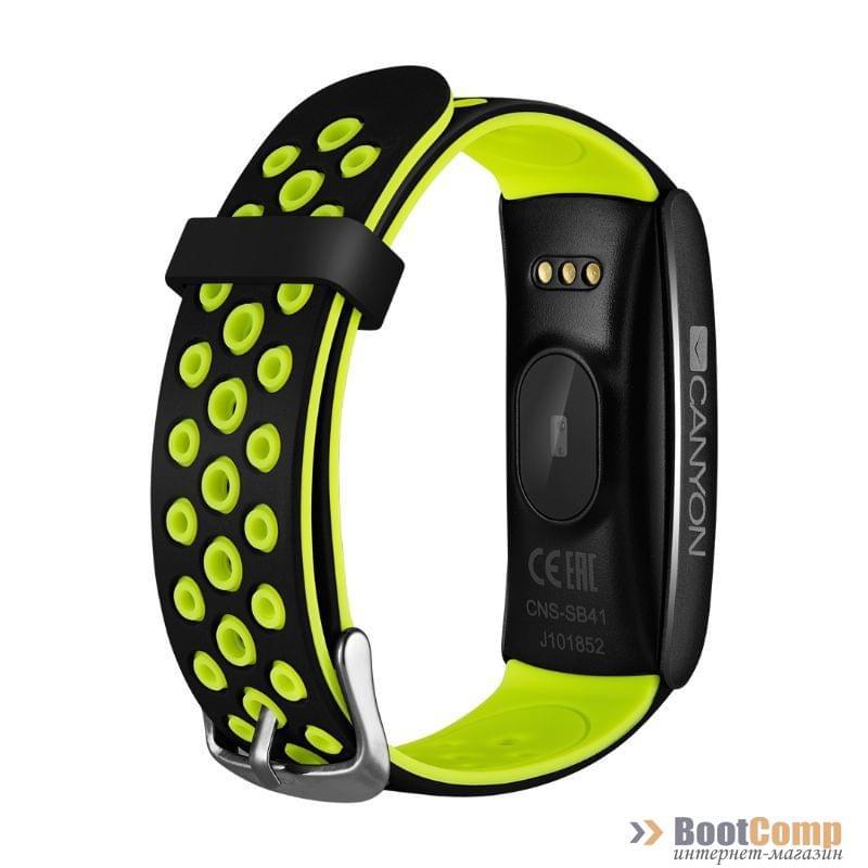 Тест и обзор фитнес-браслета canyon cns-sb41br: для здоровья и спорта