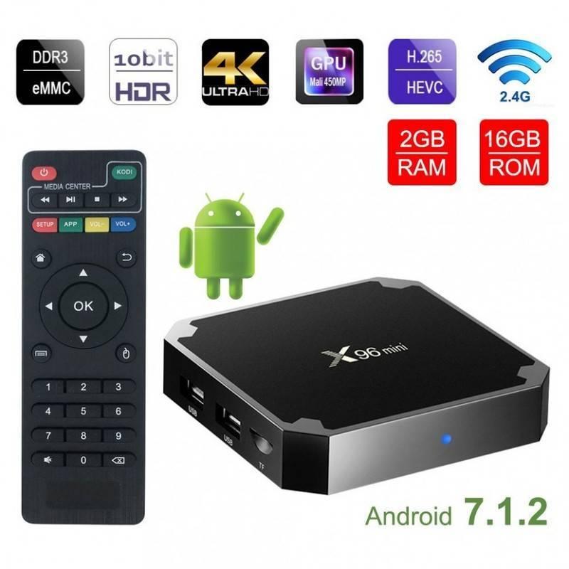 X96 smart tv box на android: обзор и подключение к телевизору