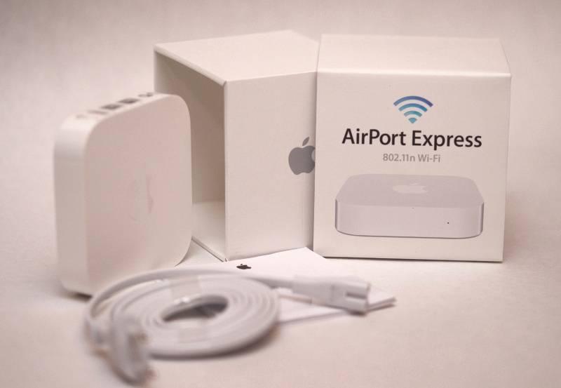 Apple airport express vs apple airport time capsule: в чем разница?
