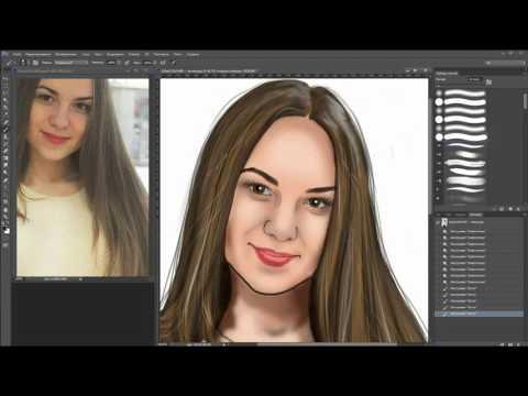Как сделать арт из фото в графическом редакторе