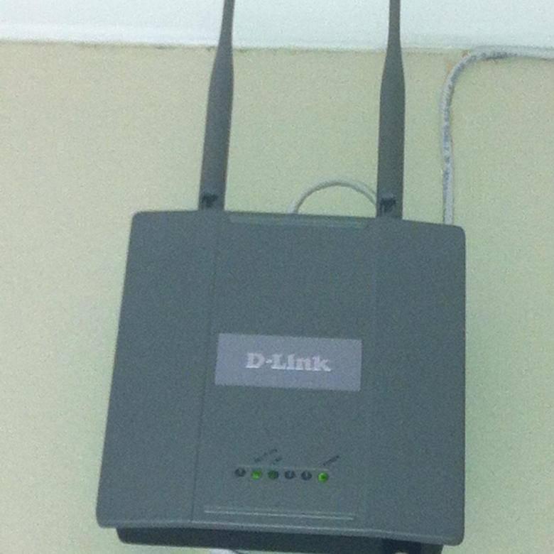D-link dwl-3200ap — lanberry
