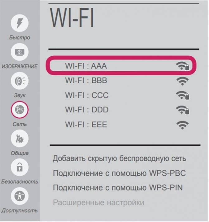 Подключаем телевизор к интернету - по кабелю и через wi-fi | настройка оборудования