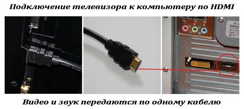 Как подключить ноутбук к телевизору через кабель hdmi, vga и wifi