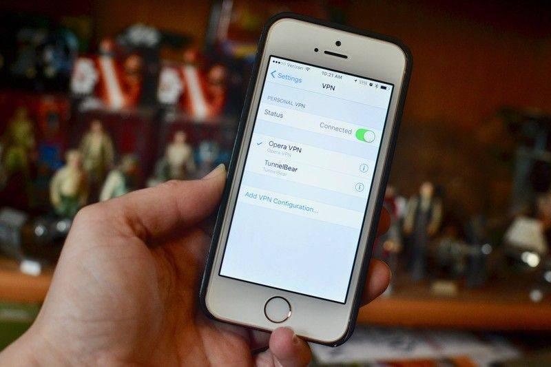 Vpn — что это в айфоне, как включить и пользоваться