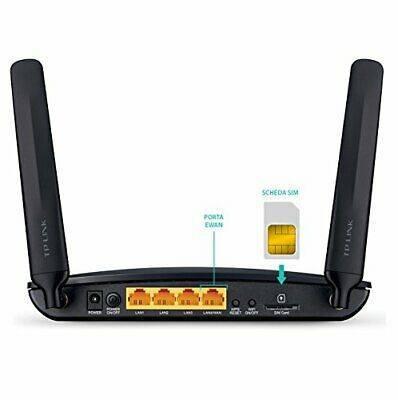 Настройка tp-link tl-mr6400 на работу с sim-картой или ethernet-кабелем