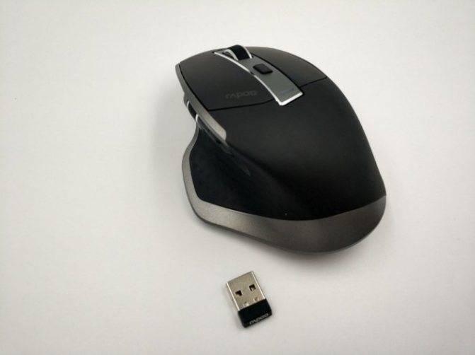 Подключение беспроводнуй мышь к ноутбуку. инструкция