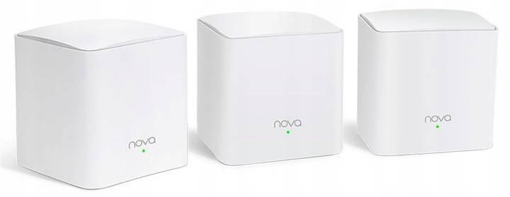 """Как будут выглядеть маршрутизаторы будущего? обзор mesh-системы tenda nova mw6 для """"бесшовной"""" wi-fi сети"""