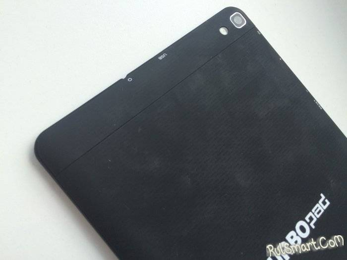 Обзор планшета turbopad 801