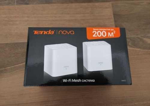 Обзор tenda nova mw3 - двухдиапазонная wi-fi mesh-система