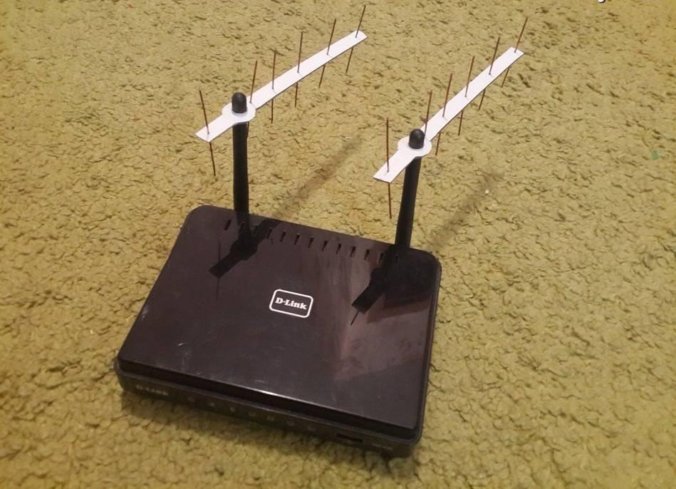 Инструкция как усилить сигнал wifi своими руками
