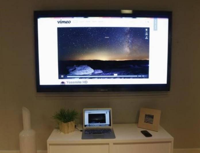 Как соединить пк с телевизором через wi-fi и передавать сигнал с изображением