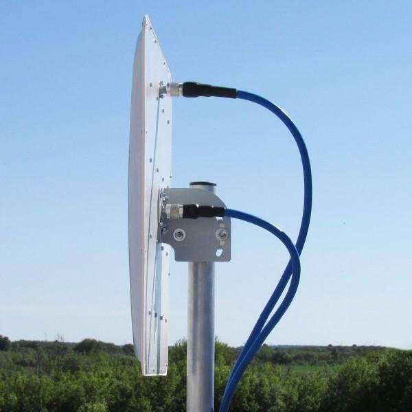 Антенна для интернета в деревне, где нет связи: выбор оптимального варианта