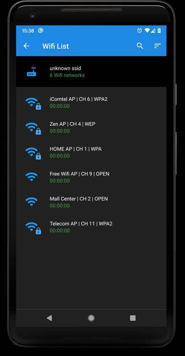 Как настроить wi-fi на телефоне андроид
