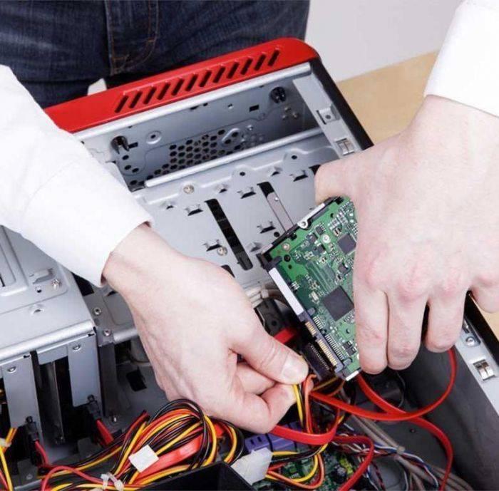 Модернизация компьютера. услуги по апгрейду компьютеров.