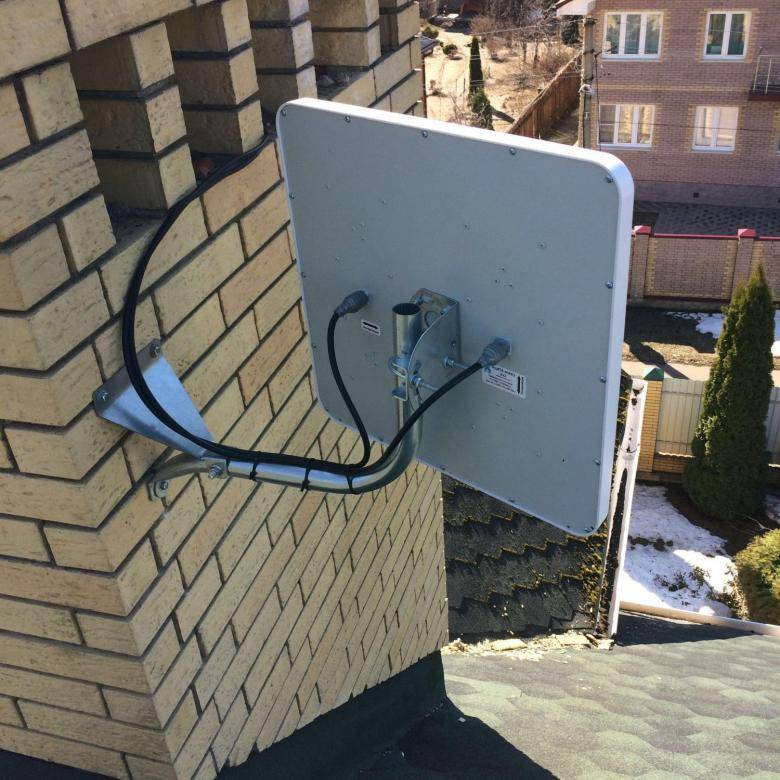 Как улучшить качество интернет-сигнала на даче