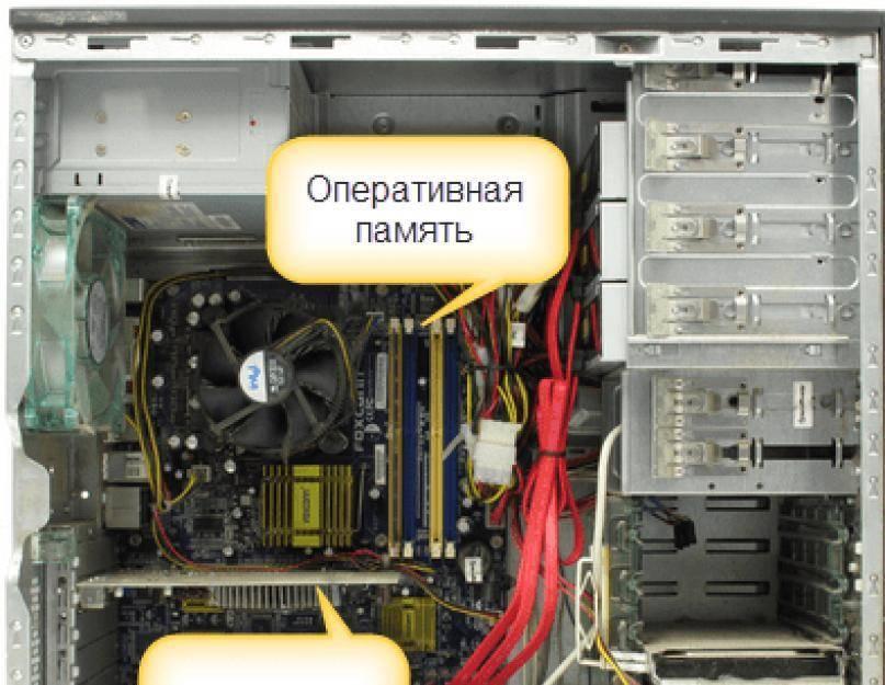 Монитор не показывает изображение, а компьютер работает