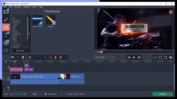 Скачать мовави видео эдитор бесплатно на русском языке