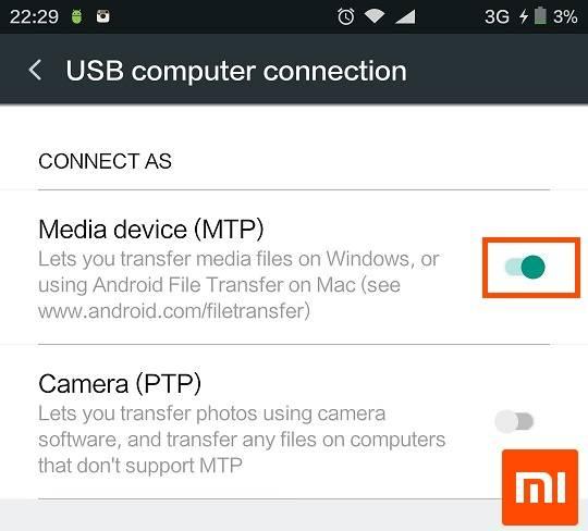 Xiaomi redmi note 8 pro не видит компьютер через usb