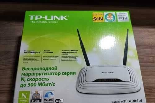 Настройка tp-link tl-wr841nd