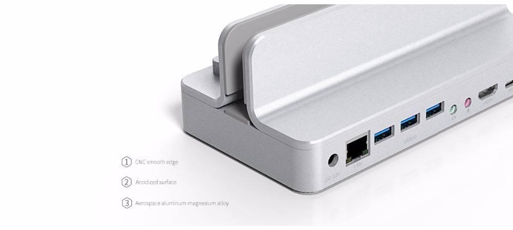 """Док-станция для накопителя 2.5"""" / 3.5"""" orico 6228us3-c-pro bk — купить, цена и характеристики, отзывы"""