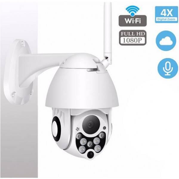 Купольные камеры видеонаблюдения: уличные и внутренние поворотные видеокамеры, аналоговые и ip-камеры, антивандальные устройства с микрофоном и датчиком движениям