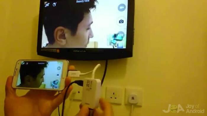 Как подключить телефон к телевизору samsung через wi-fi?