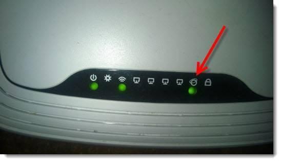 Не горит лампочка интернет (индикатор wan) на роутере
