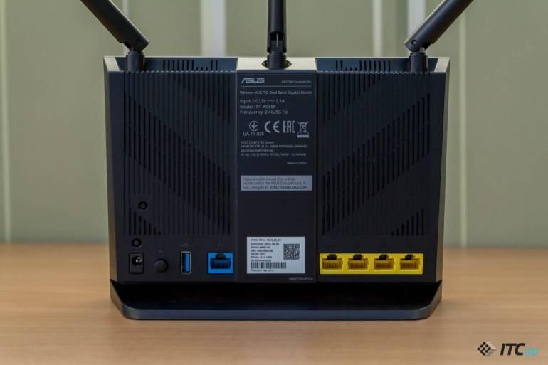 Обзор WiFi Роутера Asus RT-AC1200GU — Характеристики и Тесты Скорости