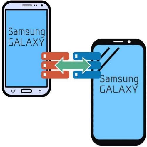 Как перенести контакты с samsung на samsung?