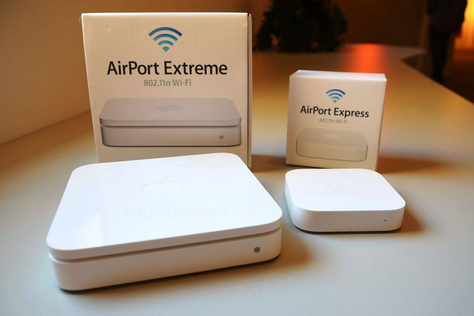 Как настроить яблочный роутер: особенности airport express от apple