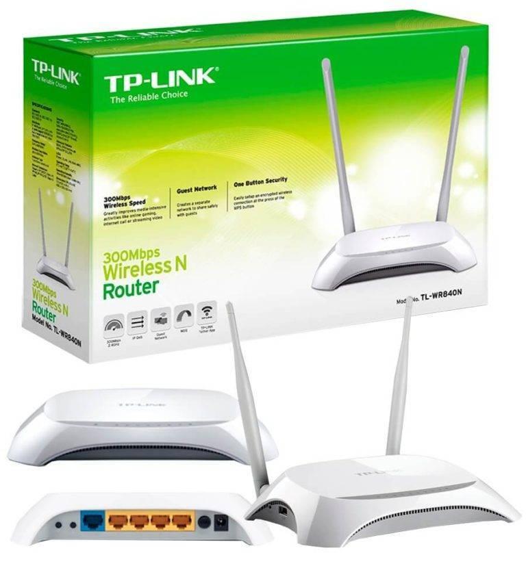 Настройка роутера tp-link tl-wr840n, характеристики и отзывы