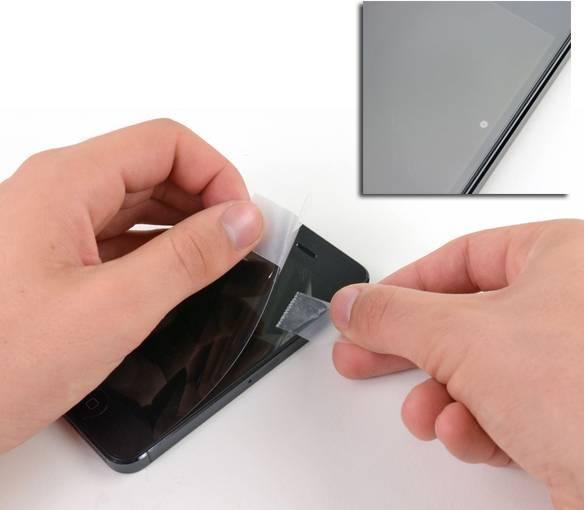 Как наклеить пленку на телефон? пошаговый план по приклеиванию защитной пленки на экран смартфона