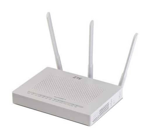 Как изменить пароль соединения на wifi-роутере zte