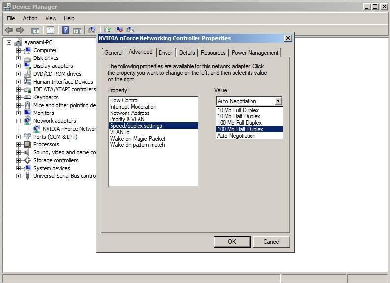 Сетевой драйвер для windows 7
