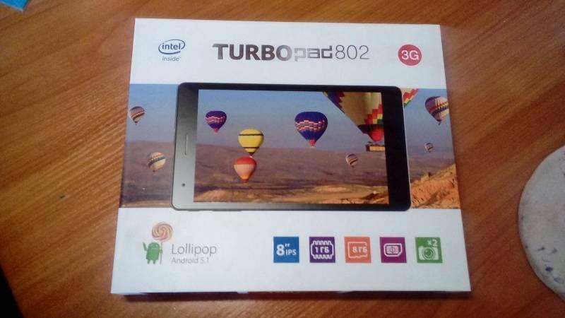 Обзор планшета turbopad 802i - теперь на intel'е | hwp.ru