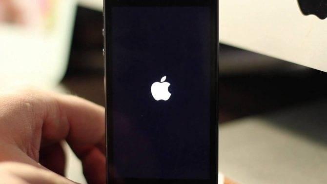 Iphone не включается но горит яблоко на экране. что делать?! | как настроить?