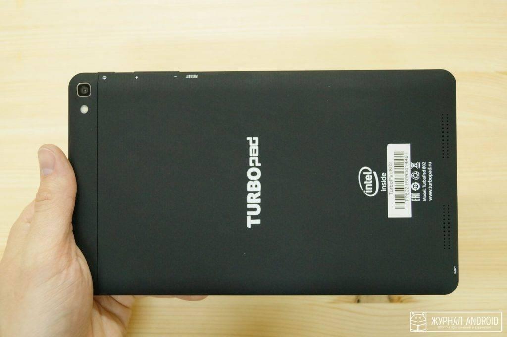 Планшет turbopad 802i - обзор недорогого планшета