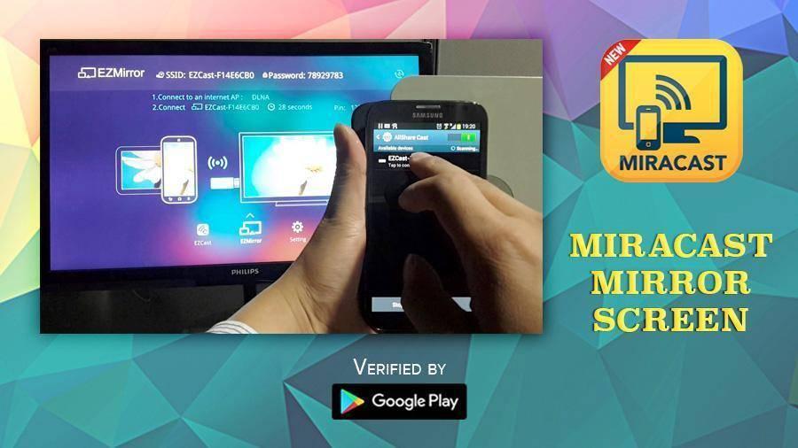 Правильное использование miracast на android