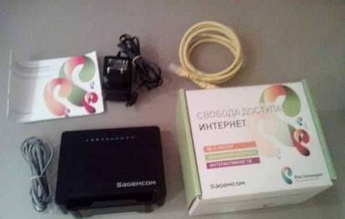 Sagemcom f@st 3804 v2 - настройка для ростелеком | настройка оборудования