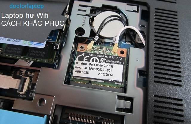 Как узнать какой wi-fi адаптер стоит в ноутбуке?
