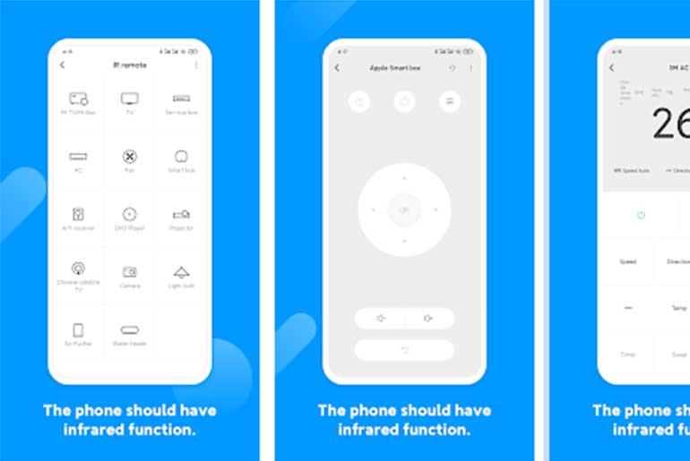 Выбираем android-приложение для управления домашней техникой: mi remote и galaxy s4 universal remote, а также итоги тестирования восьми программ (страница 2)