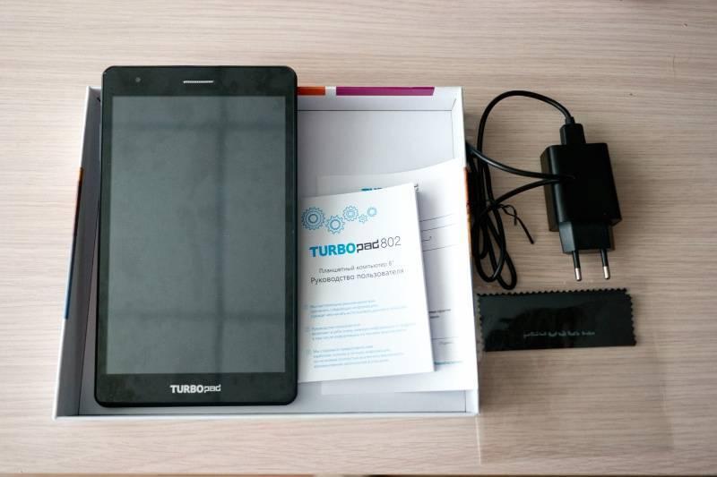 Обзор планшета turbopad 802i — i2hard