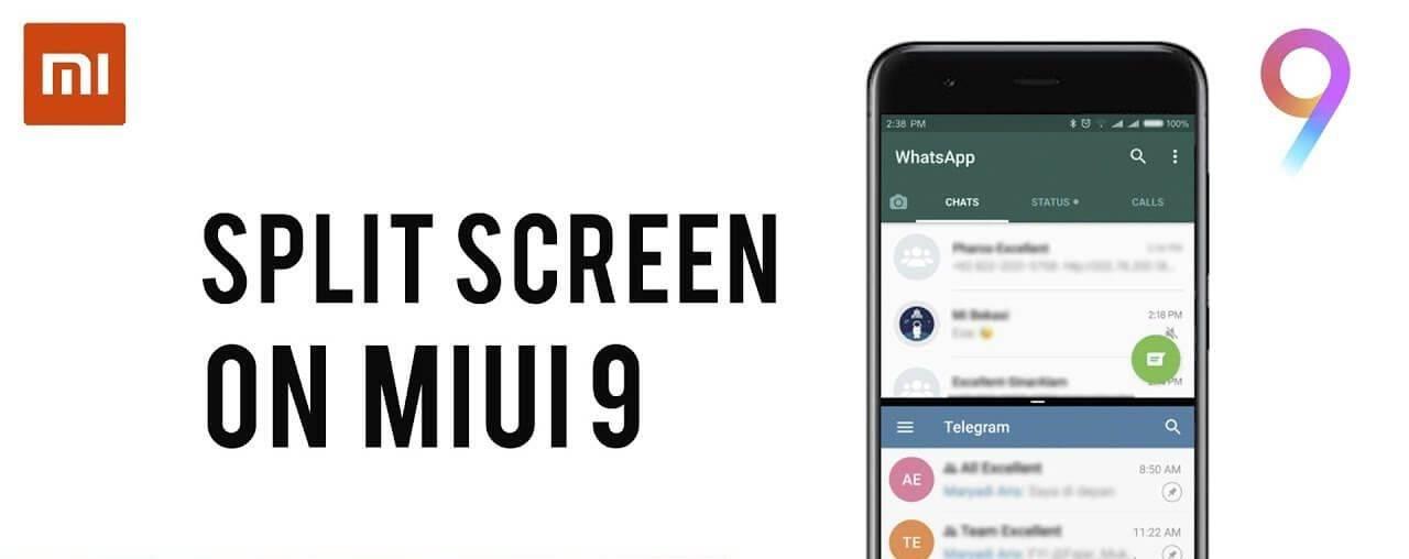 Разделение экрана на xiaomi: как разделить экран и особенности двойного экрана на смартфонах сяоми