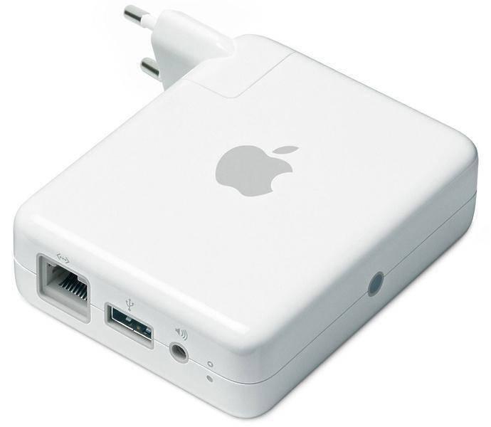 Двухдиапазонный беспроводной маршрутизатор apple airport extreme