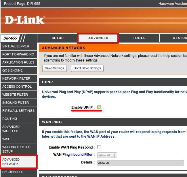 Настройка медиа сервера на роутере d-link — dlna и samba - вайфайка.ру