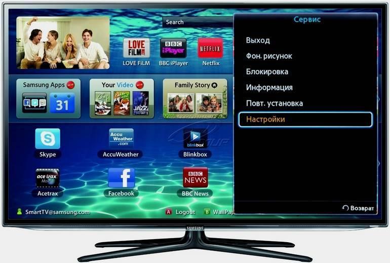 Выбор и настройка приставки смарт тв (smart tv) для выхода телевизора в интернет