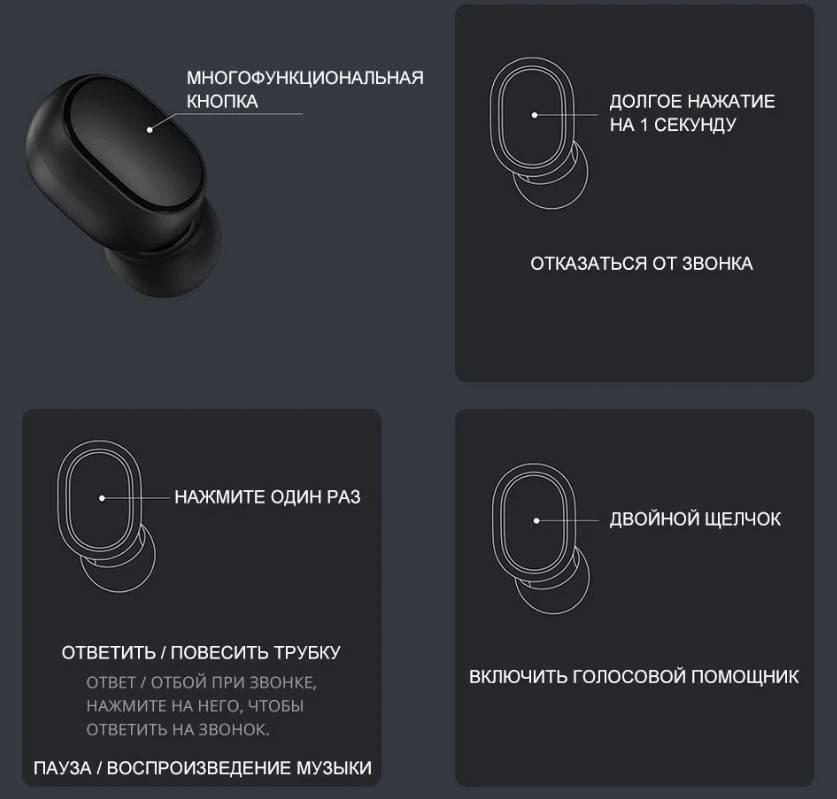 Подключение беспроводных наушников xiaomi redmi airdots (earbuds) к компьютеру или ноутбуку (windows 10 или macos)?